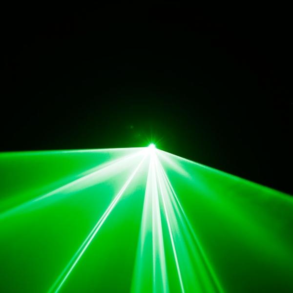Efect de lumini laser verde Cameo WOOKIE 150 G