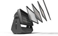 Efect de lumini LED Wash Light Cameo Zenit W600