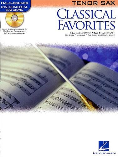 No brand Classical Favourites: Tenor Saxophone