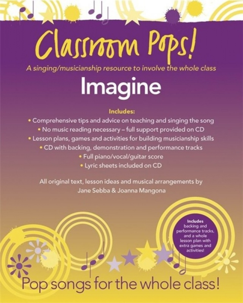 No brand Classroom Pops! Imagine