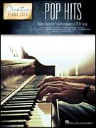 No brand CREATIVE PIANO SOLO POP HITS PF BK