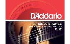 Daddario EJ12 80/20 Bronze 13-56