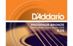 Daddario EJ15 Ph. Bronze Ex.Light 10-47
