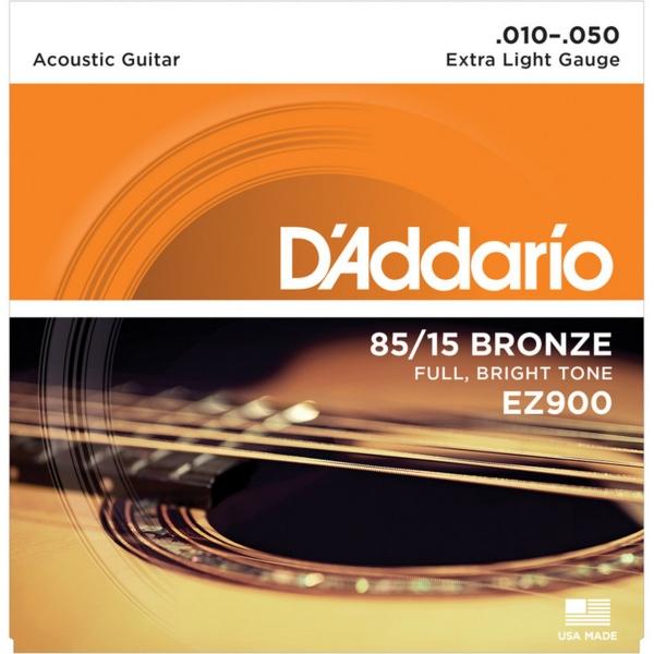 Daddario EZ900 Extra Light 10-50
