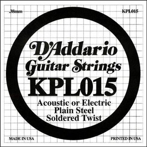 Coarda de chitara DAddario KPL015