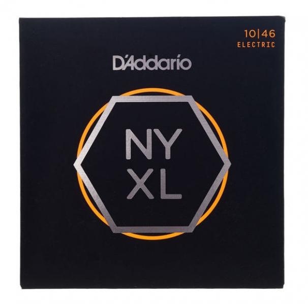 Set corzi chitara electrica Daddario NYXL1046