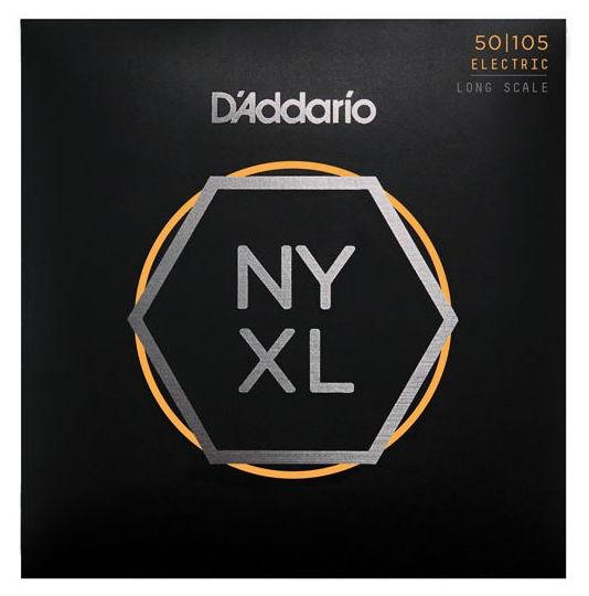 Set corzi chitara bass D addario NYXL50105