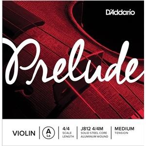 D'addario Prelude J812 4/4 medium A/La