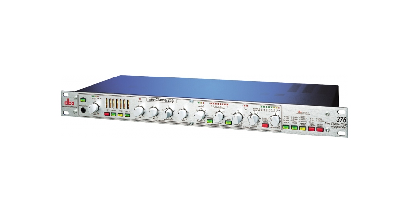 Preamplificator de studio channel strip DBX Tube Channel 376