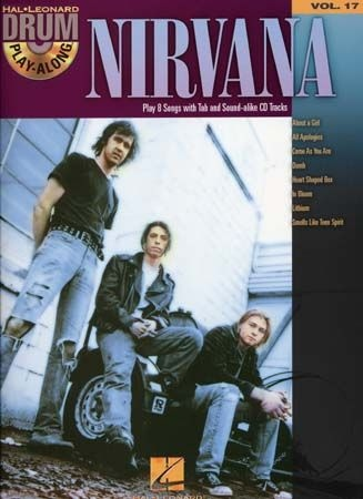 No brand Drum Play-Along Volume 17: Nirvana