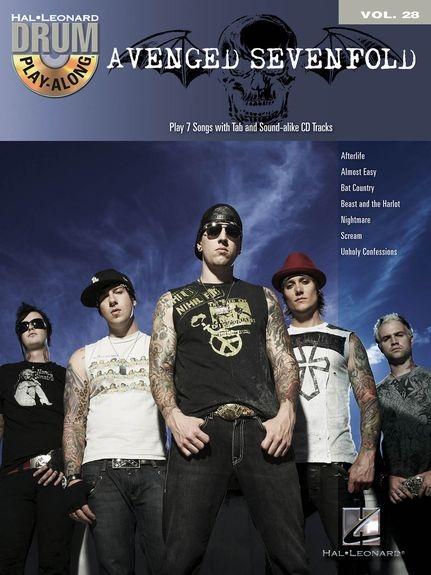 No brand Drum Play-Along Volume 28: Avenged Sevenfold