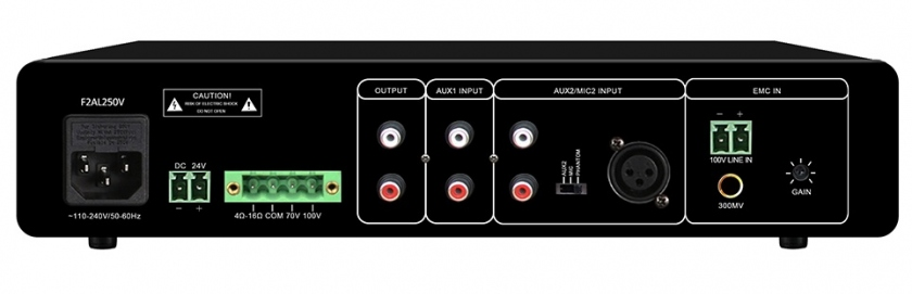 Mixer-amplificator DSPPA MP35-1U