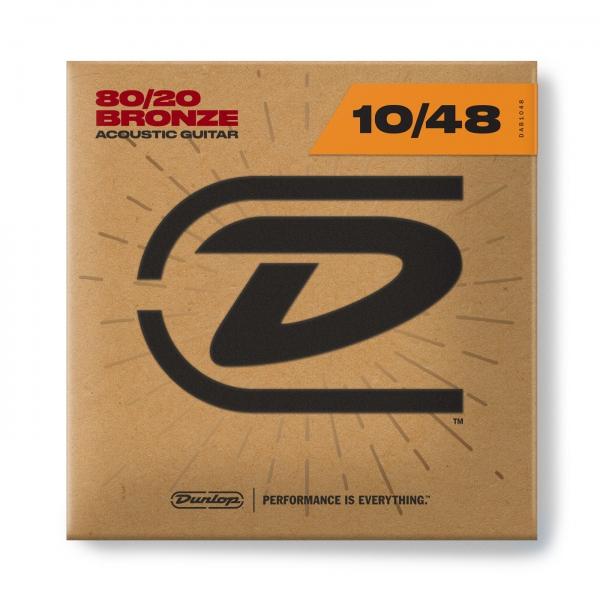 Dunlop 80/20 Bronze 10-48 Extra Light
