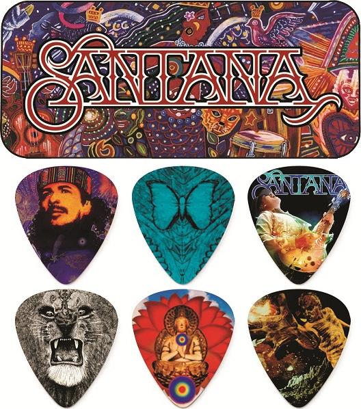 Dunlop Carlos Santana Collection