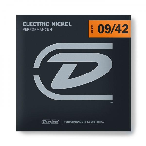 Dunlop Electric Nickel 09-42