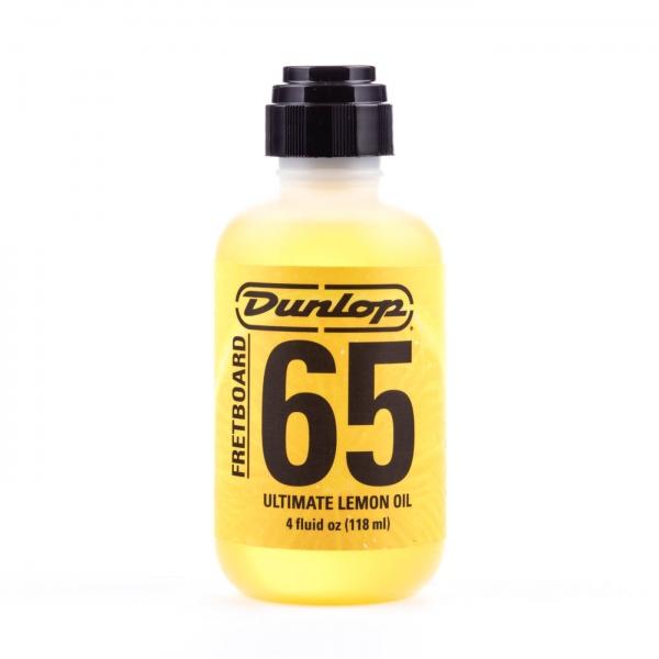 Dunlop Fretboard Lemon Oil 118ml