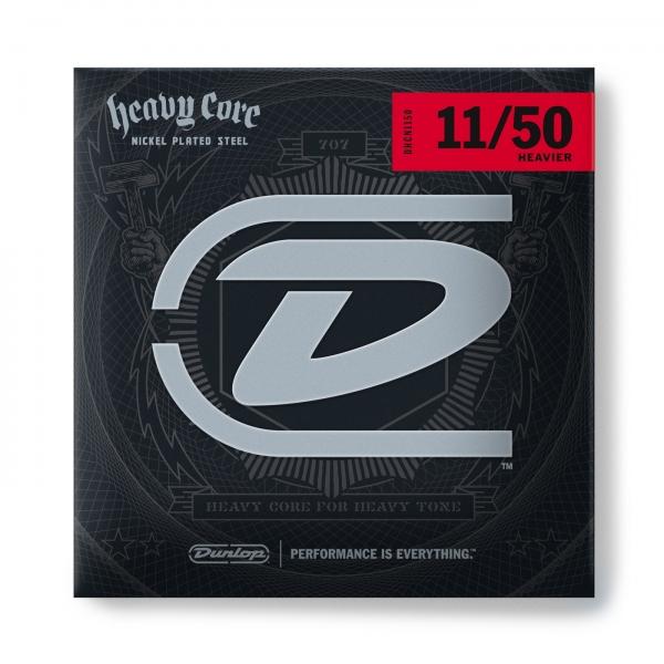 Dunlop Heavy Core 11-50 Heavier