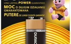 DuraCell Basic 9V