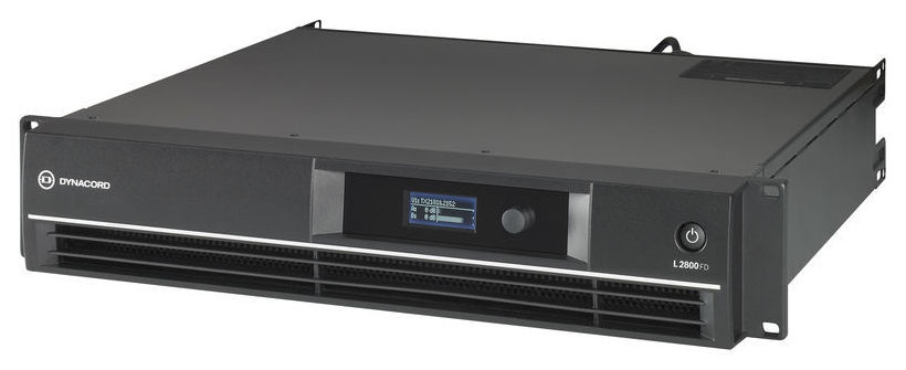 Amplificator de putere Dynacord L-1800 FD