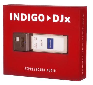 ECHO ECHO Indigo DJx