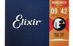 Elixir Nanoweb Electric Super Light