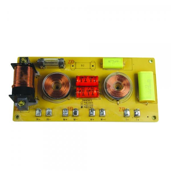 Circuit de crossover / filtru pe 3 cai Eminence PXB 33K5