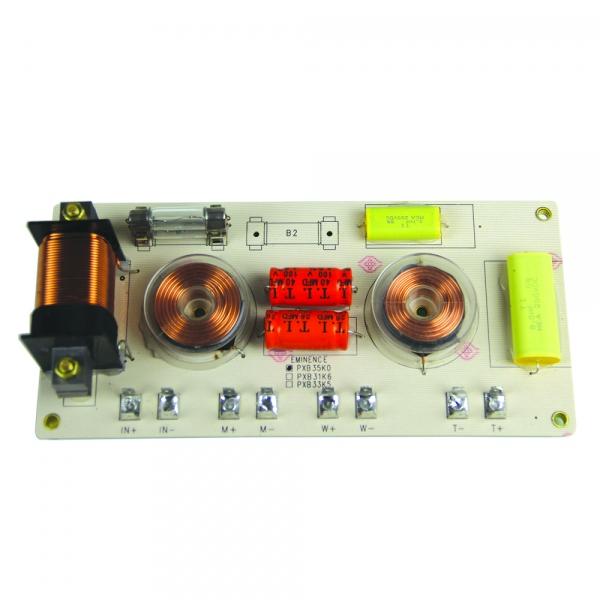 Circuit de crossover / filtru pe 3 cai Eminence PXB 35K0