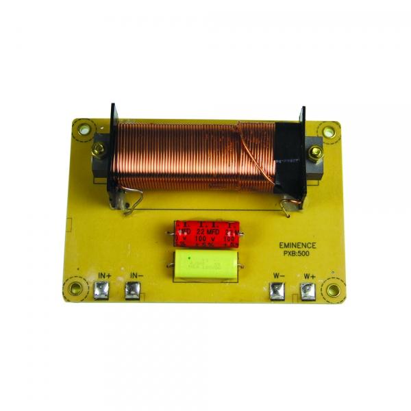 Circuit de crossover / filtru pentru frecvente joase Eminence PXB 500