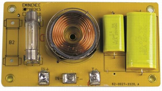 Circuit de crossover pentru frecvente inalte Eminence PXB 5Hk0