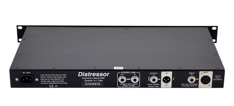 Empirical Labs Distressor EL-8X-S Stereo