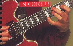 No brand ENCYCLOPEDIA OF GUITAR PICTURE CHORDS IN COLOUR GTR BOOK