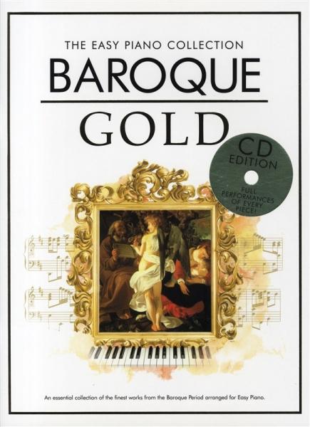 No brand EPF COLL BAROQUE GOLD EASY PF BK/CD