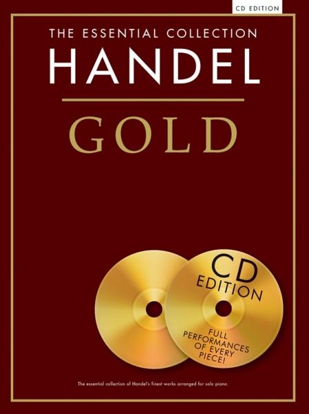 No brand EPF COLL HANDEL GOLD PF BK/2CD