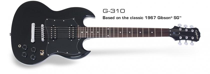 Epiphone G-310