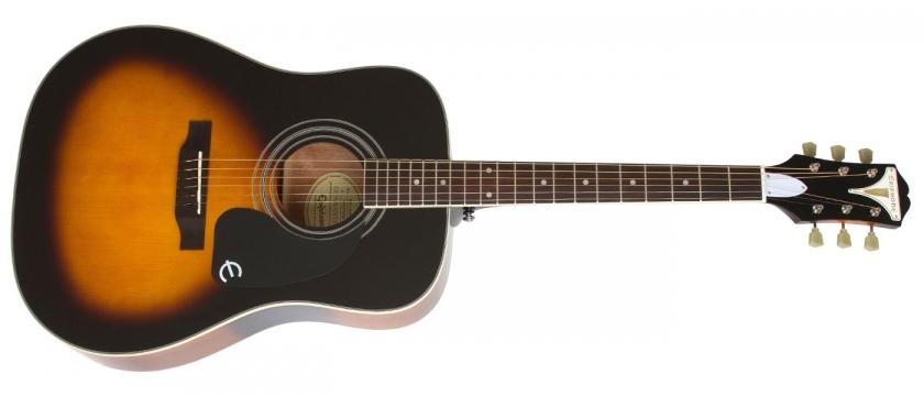 Chitara acustica Epiphone PRO-1 Plus Acoustic VS