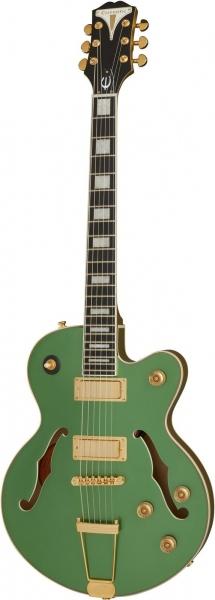 Epiphone Uptown Kat ES Emerald Green