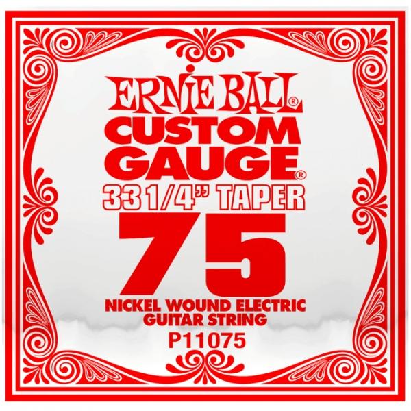 Ernie Ball 075 Nickel Wound