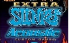 Set de corzi Ernie Ball 2150 Extra Slinky PhBronze
