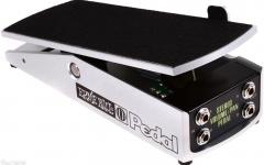 Pedala stereo de volum/pan pentru chitara Ernie Ball Volume Stereo 500K