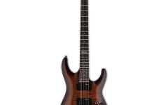 Chitara electrica cu 6 corzi ESP LTD H-101 FM DBSB