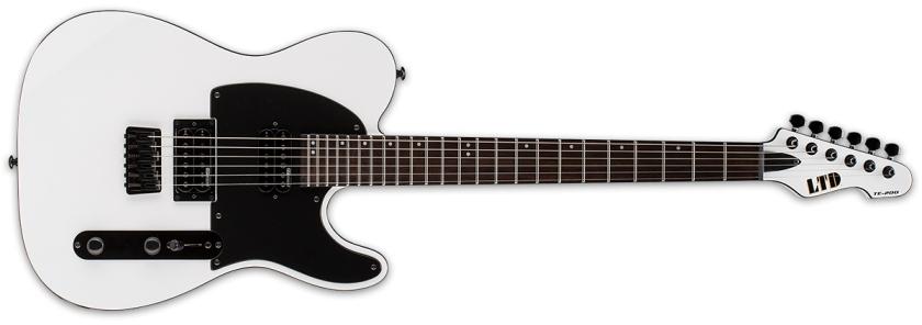 Chitara electrica cu 6 corzi ESP LTD TE-200 Rosewood SW