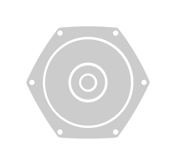 Eurofoam Basotect G+ Gri 615x615x40mm