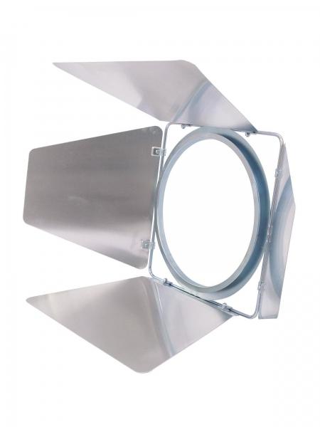 Eurolite Barndoors PAR-64 Spot Silver