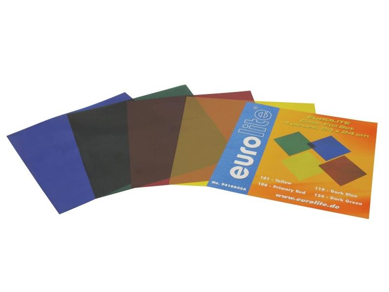 Eurolite Foil Set 4