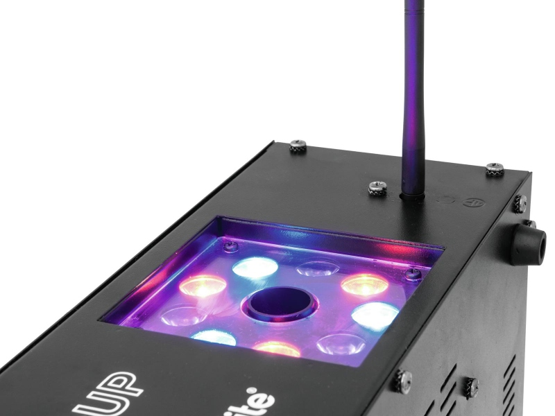 Masina de fum Eurolite NSF-250 LED DMX