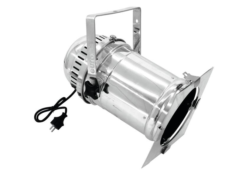 Eurolite PAR-64 Spot Long Plug Silver