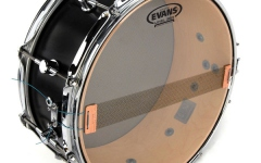 Evans Clear 200 Snare Side 14
