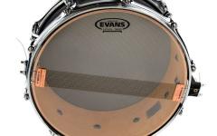 Evans Clear 300 Snare Side 14