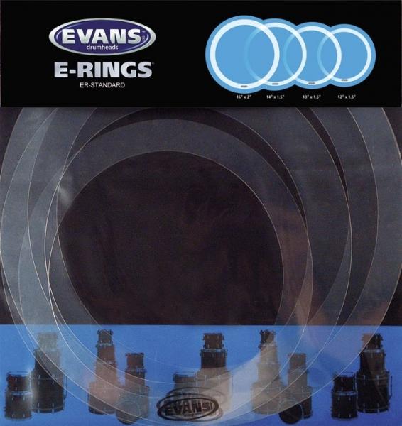 Evans E-Ring Standard Pack