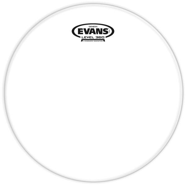 Evans Genera Resonant Clear 10